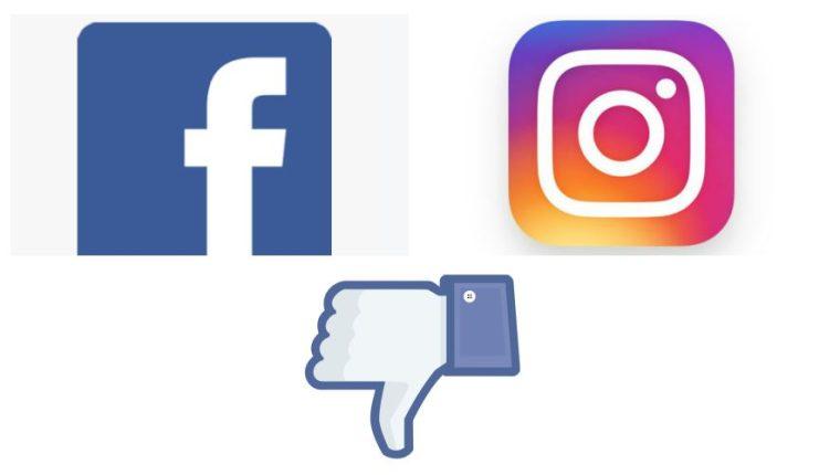 Redes sociales presentan falla a nivel mundial. (Foto Prensa Libre: Hemeroteca PL)