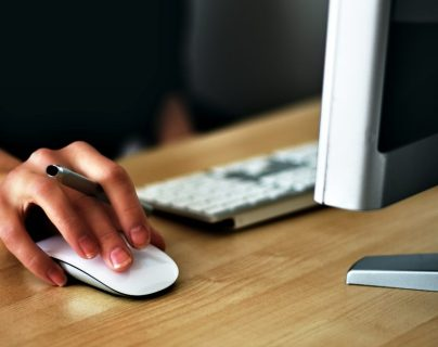 La feria de empleo virtual se realizará martes 5 de noviembre, de 7 a 11 horas y formarán parte 7 empresas socias de Amcham que ofrecerán 27 plazas de trabajo. (Foto Prensa Libre: Shutterstock)