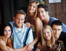 """El elenco de """"Friends"""" podría protagonizar nuevas historias. (Foto Prensa Libre: tomada de facebook.com/friends.tv)"""