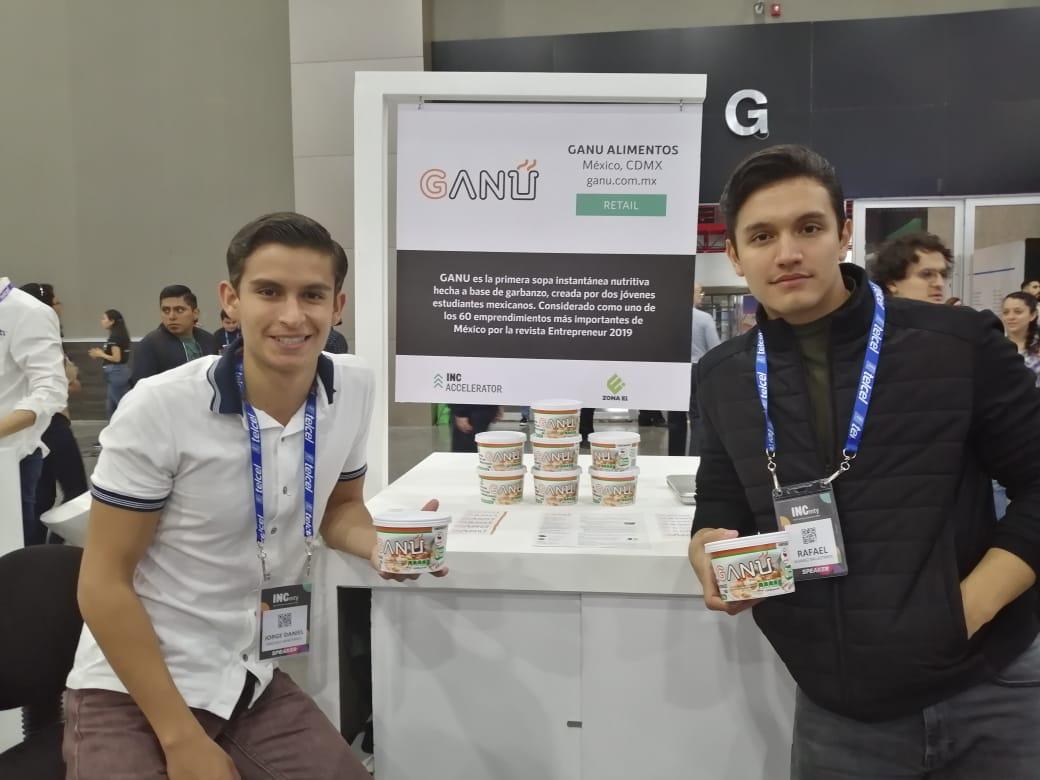 Ganu: La sopa de garbanzo hecha en Monterrey que busca conquistar el paladar guatemalteco