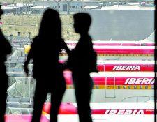 Iberia busca impulsarse gracias a América Latina. (Foto Prensa Libre: Hemeroteca PL)