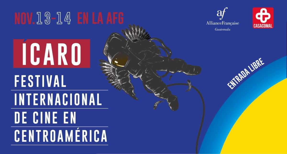 Festival Ícaro presentará 14 audiovisuales internacionales