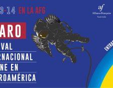 El Festival Ícaro proyectará 13 cortometrajes y 2 largometrajes de directores nacionales e internacionales. (Foto Prensa Libre. cortesía Alianza Francesa de Guatemala).