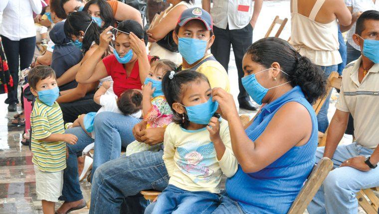 La campaña de Ciam busca evitar que la influenza siga afectando a los guatemaltecos. Foto Prensa Libre: Tomada de la Web