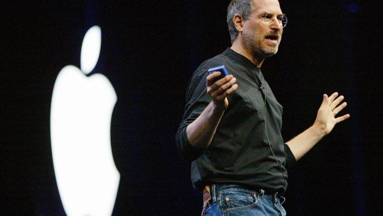 Steve Jobs tenía una teoría simple sobre los grandes líderes. (Foto Prensa Libre: Hemeroteca PL)