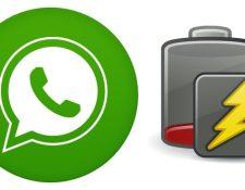 Usuarios reportan fallas de WhatsApp y alto consumo de batería de dispositivos. (Foto Prensa Libre: pixabay)