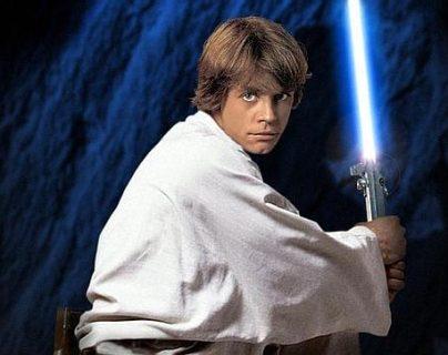 Star Wars: ¿qué pasó con el sable de luz de Luke Skywalker?