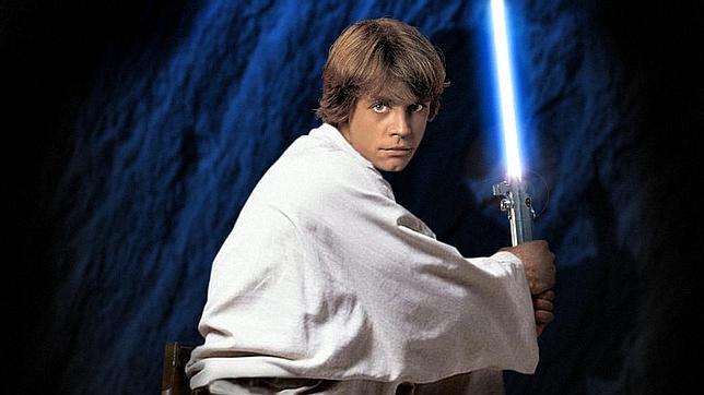 El sable de luz es uno de los emblemas de Star Wars. (Foto del sitio abc.es)