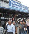 Maycom ha emitido las licencias de conducir en Guatemala desde hace 20 años y a partir del 31 de diciembre deberá ceder el servicio. (Foto Prensa Libre: Hemeroteca PL)