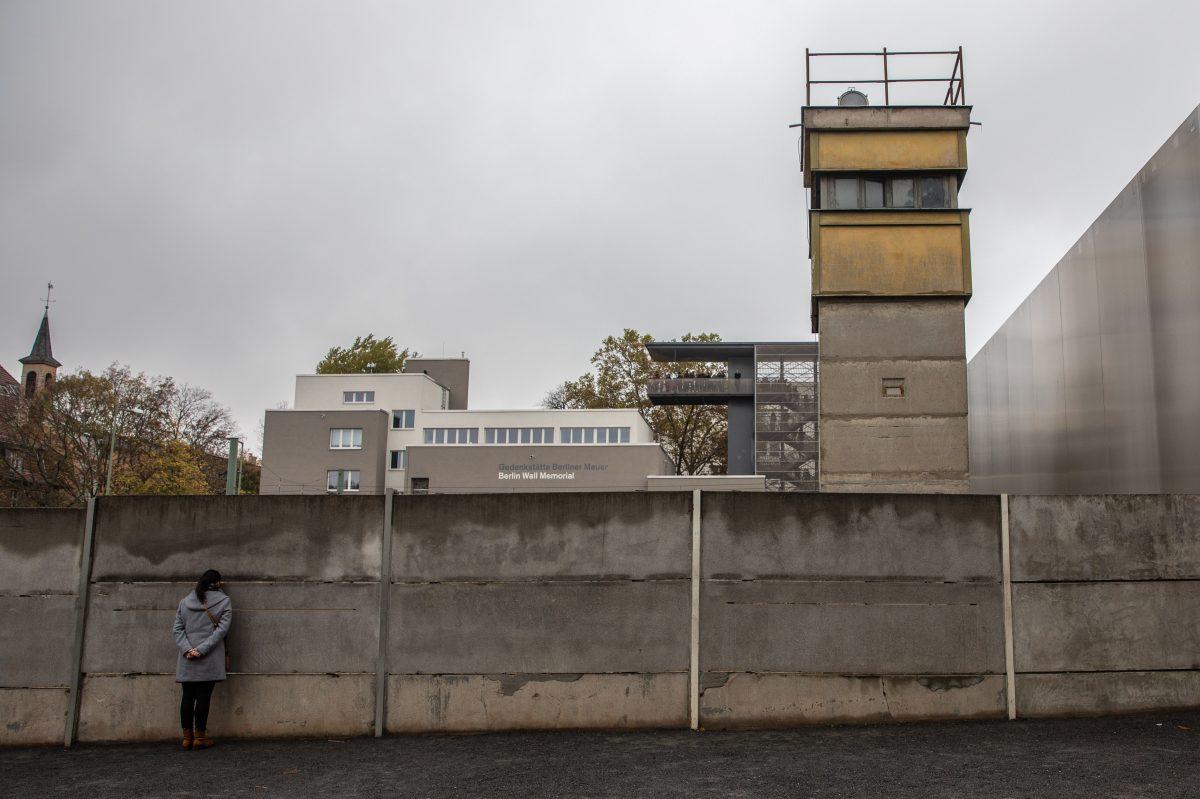 Interactivo: las cifras del Muro de Berlín a 30 años de su caída