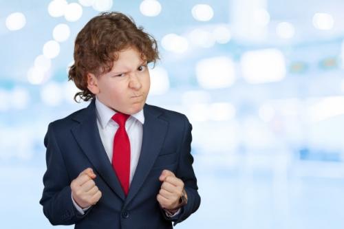 La ira es una emoción que puede manifestarse en diversas intensidades, de acuerdo a la persona.   Foto Prensa Libre: freepik.es.