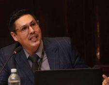El Ministerio Público (MP) solicitó la renuncia del fiscal Oscar Shaad. (Prensa Libre: Hemeroteca)