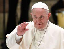 El Papa Francisco anunció aceptar la renuncia luego de críticas generalizadas. (Foto Prensa Libre: AFP)