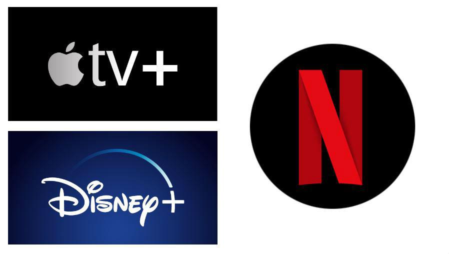 Interactivo: de esta manera Apple y Disney quieren derrotar a Netflix