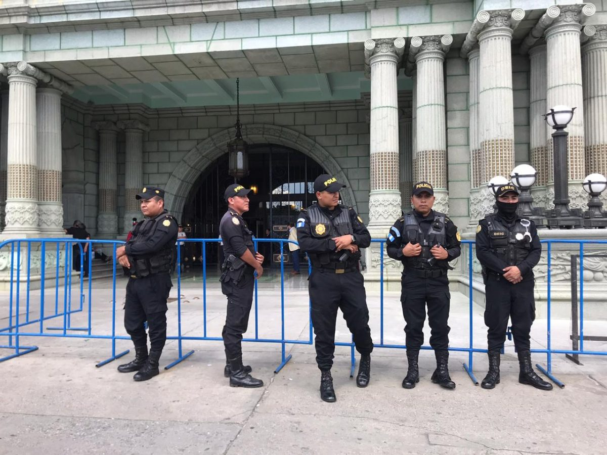 MP allana por segunda ocasión el Palacio Nacional de la Cultura por un caso de corrupción