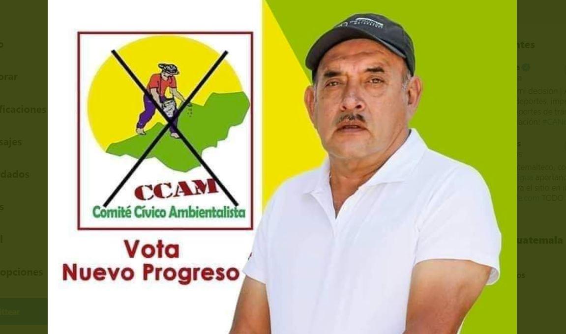 Muere alcalde electo de Nuevo Progreso San Marcos - Prensa Libre