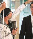 Ricardo Marques Ferreira, junto a Cristiano Ronaldo. Foto Prensa Libre: Tomada de Correio de Manha