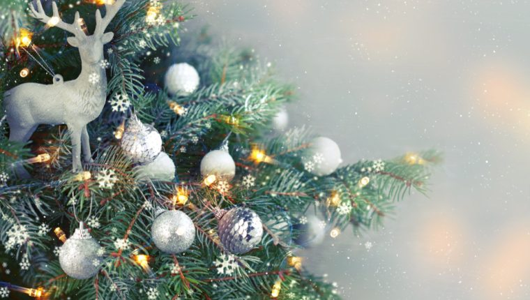 La temporada navideña es una oportunidad para compartir en familia. (Foto Prensa Libre: Servicios).