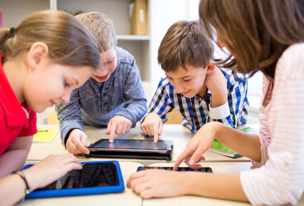 Apps para reforzar la lectura y escritura en niños