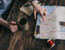 Viajar largas distancias podría implicar largas esperas. (Foto Prensa Libre: Servicios).
