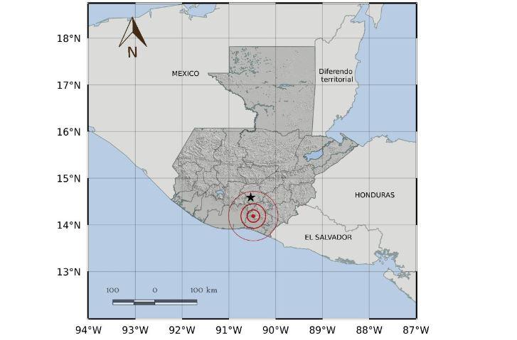 Sismo de 5.1 grados Richter se deja sentir en Santa Rosa y Guatemala - Prensa Libre