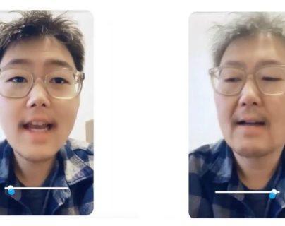 Snapchat lanza filtro que incluye realidad aumentada. (Foto Prensa Libre: Snapchat)