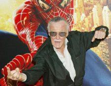 Stan Lee no permitió que toda su fortuna pasara a manos de su hija. (Foto: Hemeroteca PL)