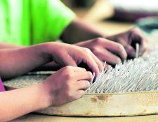 El trabajo infantil es un problema que Guatemala no ha podido frenar, en el 2018 se reportaban 396 mil 479 niños en alguna actividad laboral. (Foto Prensa Libre: Hemeroteca PL)
