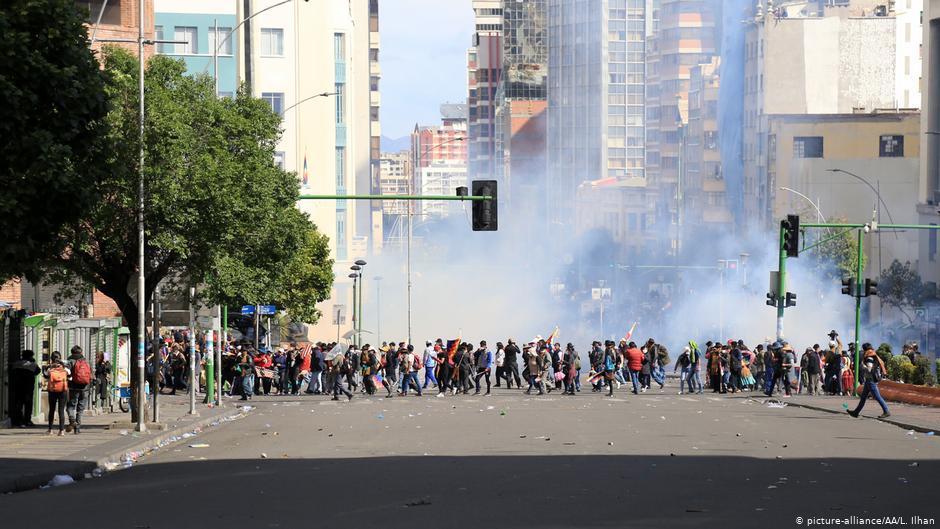 Enfrentamientos continúan en Bolivia: cinco muertos y 22 heridos