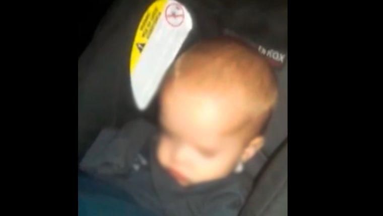 """Faith es llamada """"la bebé Milagro"""". (Captura de Twitter/@LeonKrauze)"""