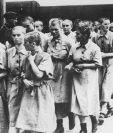 Familiares aún buscan rastros de millones de personas desaparecidas a manos de los nazis. (Foto: AFP)