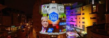 La BBC realiza este jueves una cobertura especial de las elecciones en Reino Unido.