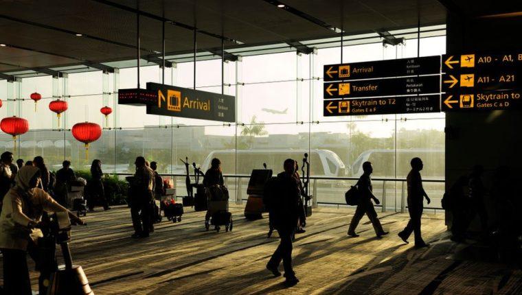 La industria aérea está tratando de desarrollar soluciones más ecológicas. Pero ¿será suficiente? GETTY IMAGES