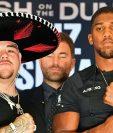 La pelea Ruiz-Joshua está siendo llamada: el html5-dom-document-internal-entity1-quot-endChoque en las dunashtml5-dom-document-internal-entity1-quot-end.