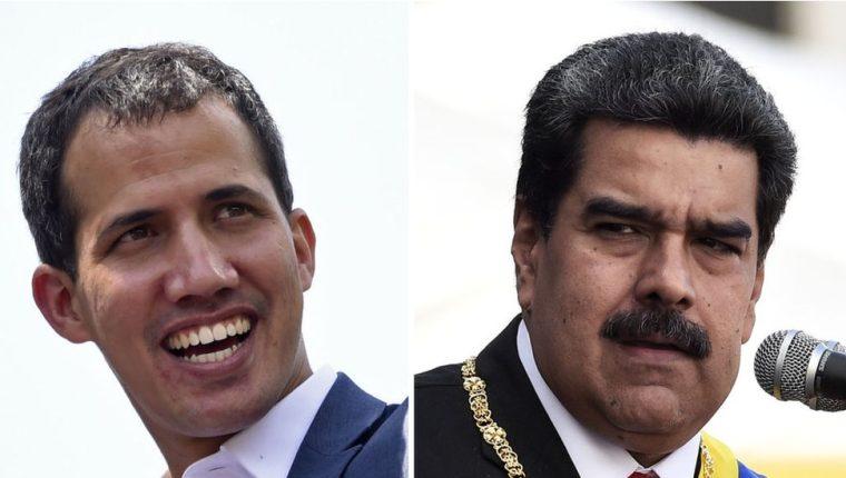 Leales a Guaidó y Maduro se han visto implicados en el escándalo. GETTY IMAGES