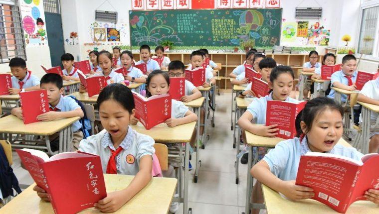 China es el país con el mejor sistema educativo del mundo, según las últimas pruebas PISA.
