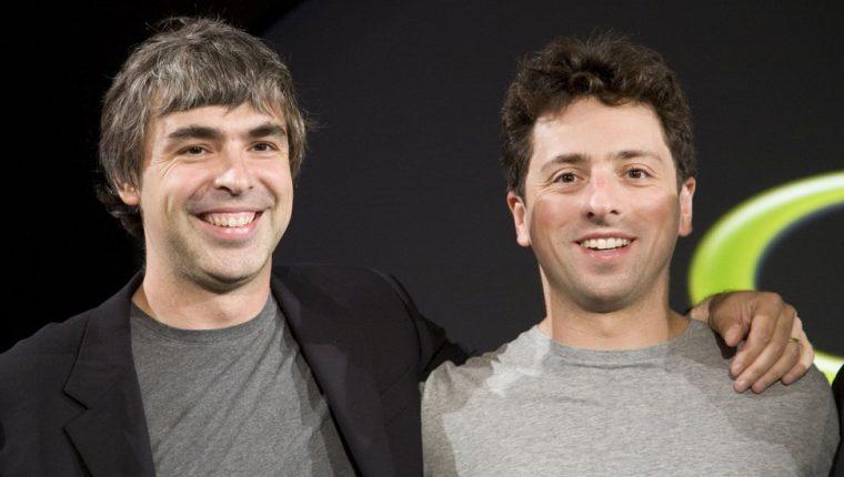 Larry Page y Sergey Brin fundaron Google hace 21 años.
