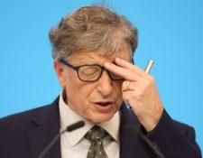 Bill Gates estaba a punto de probar uno de sus proyectos más grandes para la humanidad, pero la guerra comercial de EE.UU. y China detuvo sus planes.