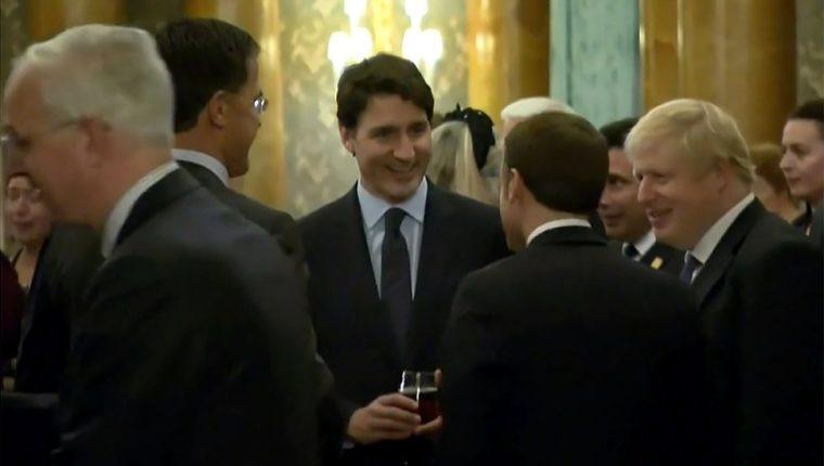 Una captura de pantalla del video de la discordia.