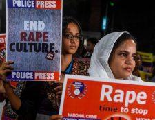 El jueves fue hallado quemado el cuerpo de otra mujer, una veterinaria de 27 años, en Hyderabad, en el sur del país, un hecho que hizo a decenas salir a protestar.