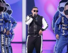 Al igual que en 2017, Daddy Yankee se llevó las palmas a la canción más reproducida del año en Youtube. GETTY IMAGES