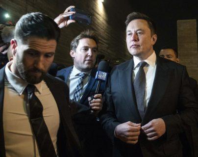 Elon Musk testificó dos días durante el proceso judicial en Los Ángeles, California. EPA