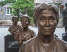 """Los testimonios de las """"mujeres de confort"""" salieron a la luz por primera vez en 1981. GETTY IMAGES"""