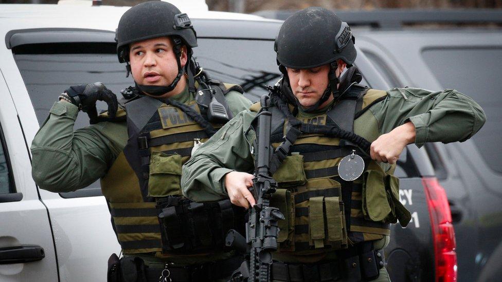 Tiroteo en Nueva Jersey: lo que se sabe del ataque contra un supermercado judío en el que murieron seis personas