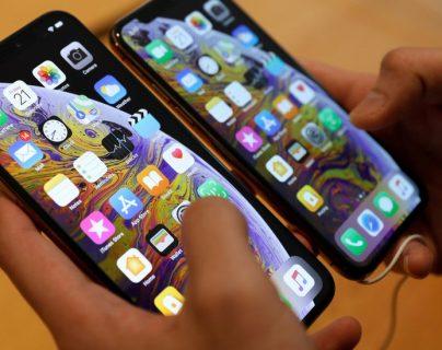 El acuerdo preliminar evitará que entren en vigor aranceles que habrían castigado duramente la exportación hacia Estados Unidos de teléfonos inteligentes fabricados en China, entre otros. GETTY IMAGES