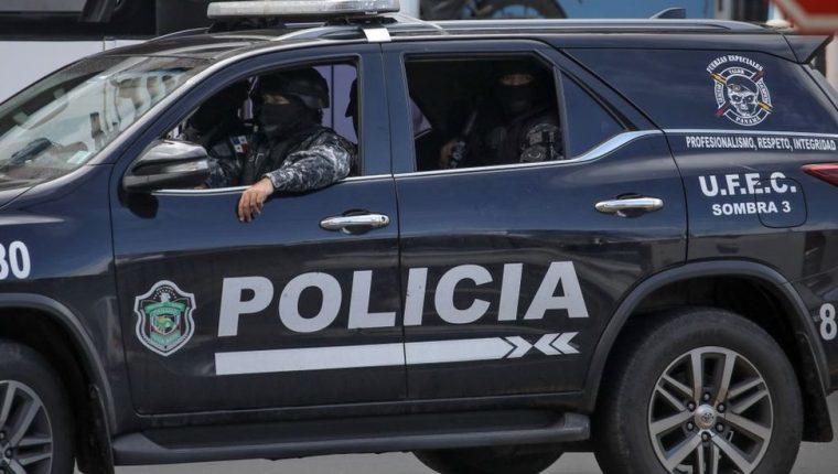 La policía atribuyó la reyerta a un enfrentamiento dentro de una misma pandilla. AFP
