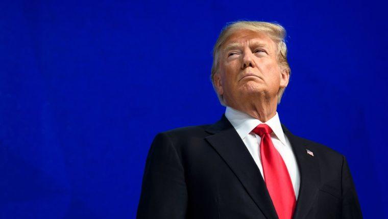 Trump se convirtió en el tercer presidente de Estados Unidos en enfrentar un proceso de impeachment, pero se espera que el mandatario sea absuelto por el Senado. AFP
