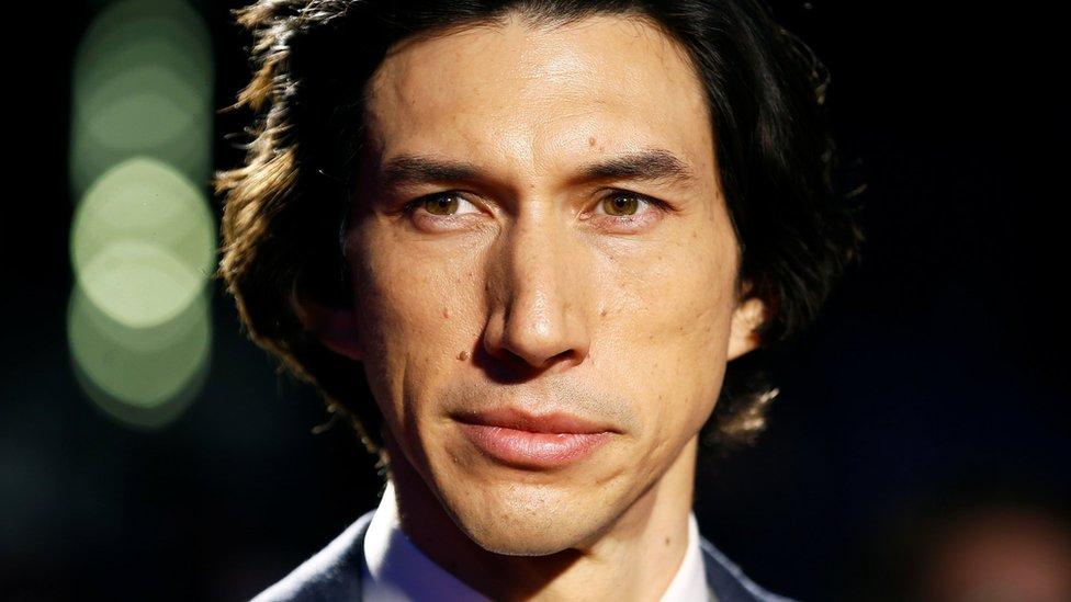 """Adam Driver: la """"fobia"""" que hizo que el actor de Star Wars y Marriage Story abandonara una entrevista"""