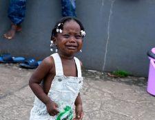 Mujeres deben criar a sus hijos en entorno de extrema pobreza y desventaja.