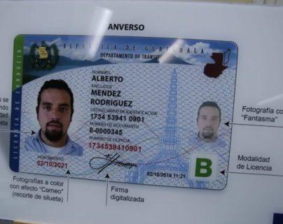 Tribunal ampara a PDH y Maycom debe seguir emitiendo licencias de conducir. (Foto: Hemeroteca PL)